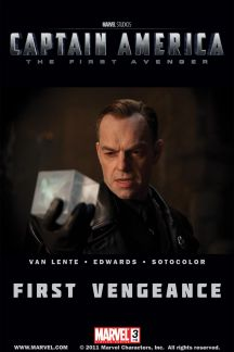 Captain America: First Vengeance #3