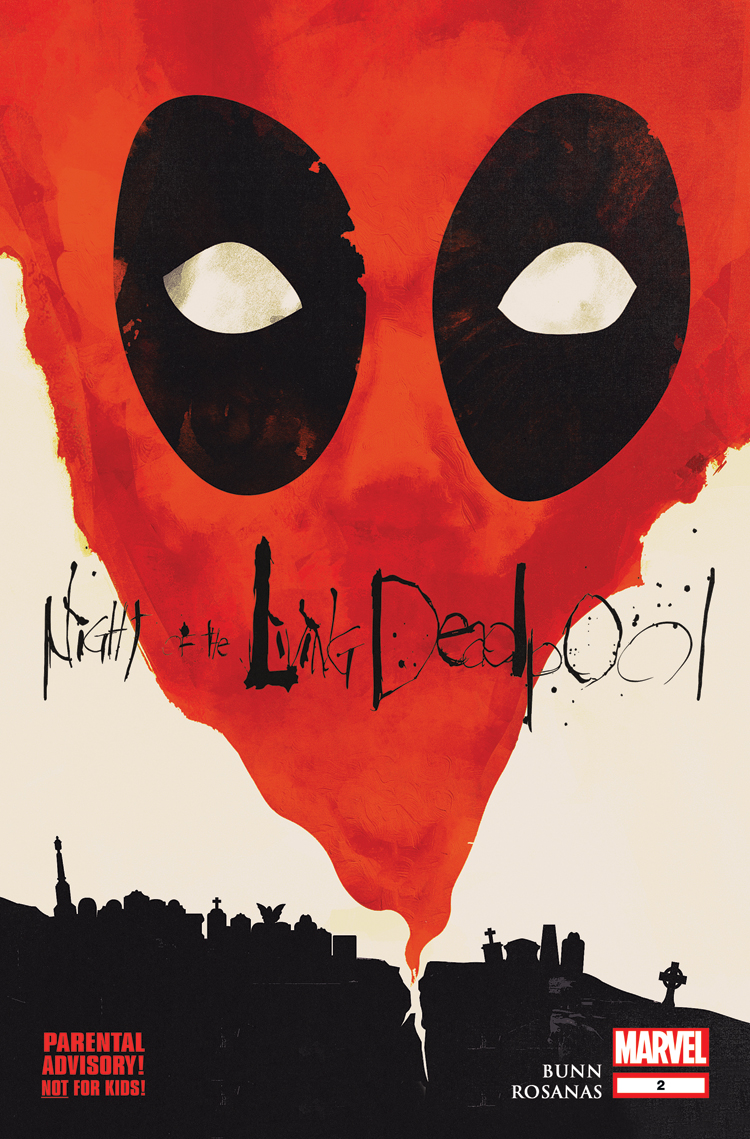 Night of the Living Deadpool (2014) #2