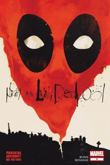 Night of the Living Deadpool #2