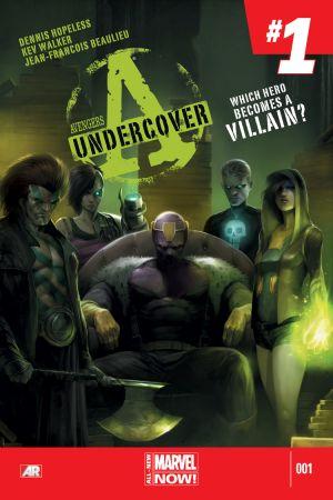Avengers Undercover (2014) #1