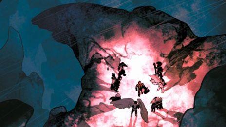 Marvel AR: Uncanny X-Men #7 Cover Recap