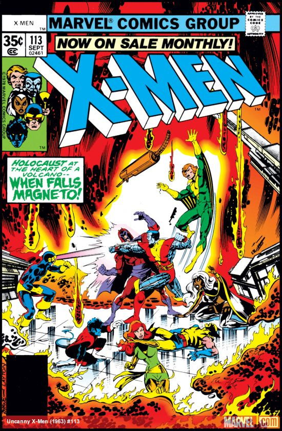 Uncanny X-Men (1963) #113