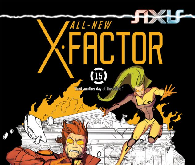 ALL-NEW X-FACTOR 15 (AX, WITH DIGITAL CODE)
