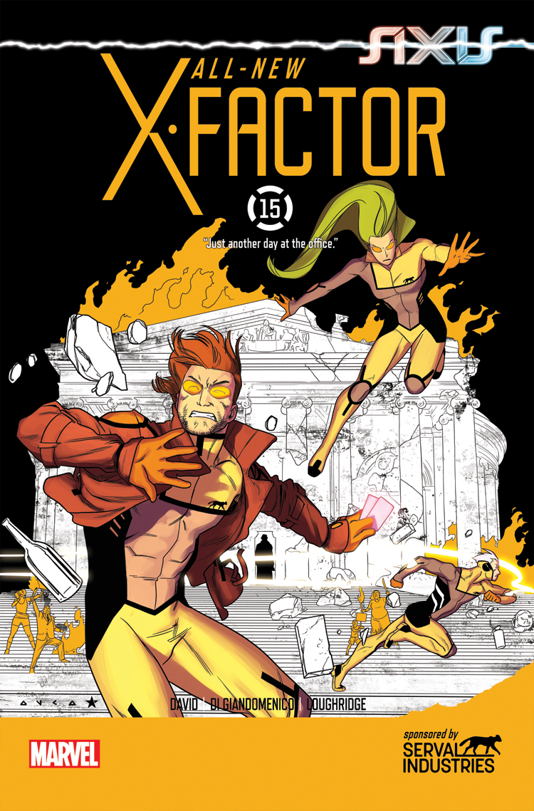 All-New X-Factor (2014) #15