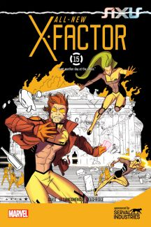 All-New X-Factor #15