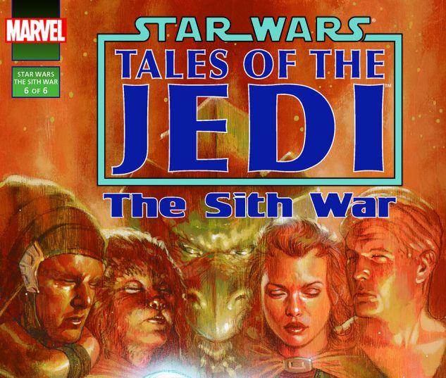 Star Wars: Tales Of The Jedi - The Sith War (1995) #6