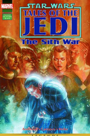 Star Wars: Tales Of The Jedi - The Sith War #6