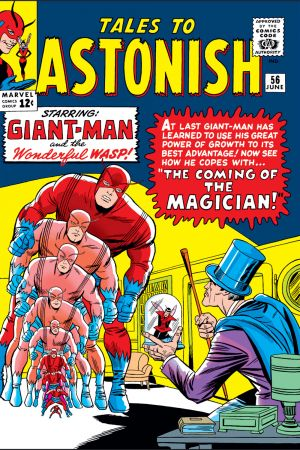 Tales to Astonish #56