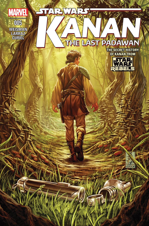 Kanan - The Last Padawan (2015) #5