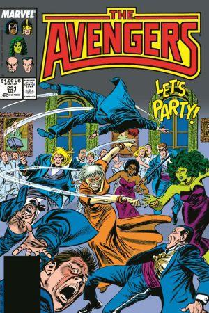 Avengers (1963) #291