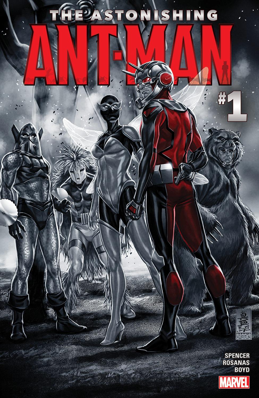 The Astonishing Ant-Man (2015) #1