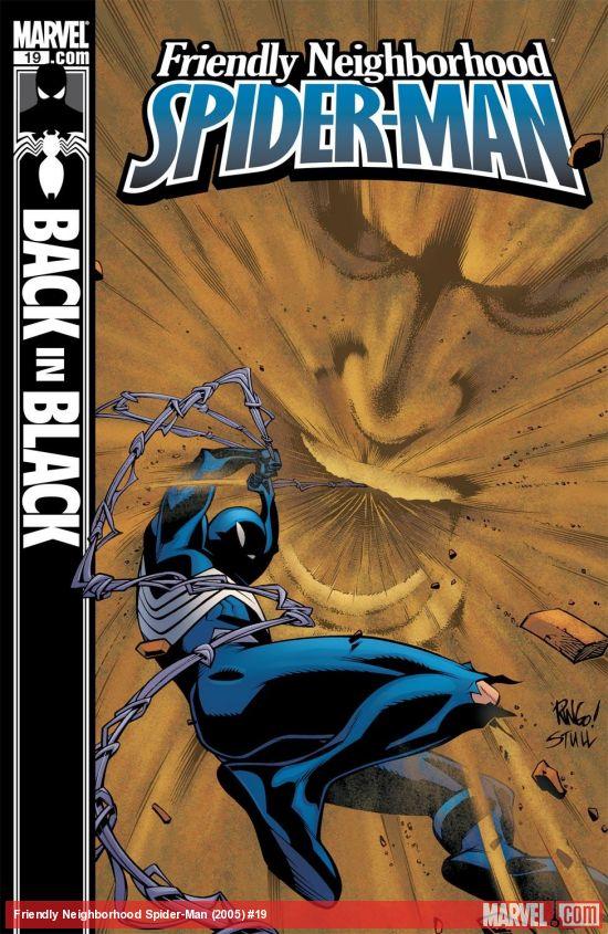 Friendly Neighborhood Spider-Man (2005) #19