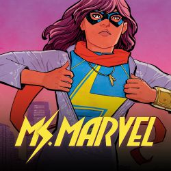 Ms. Marvel (2015 - Present)