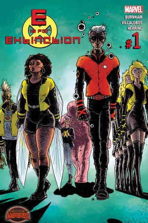 E Is for Extinction (2015) #1