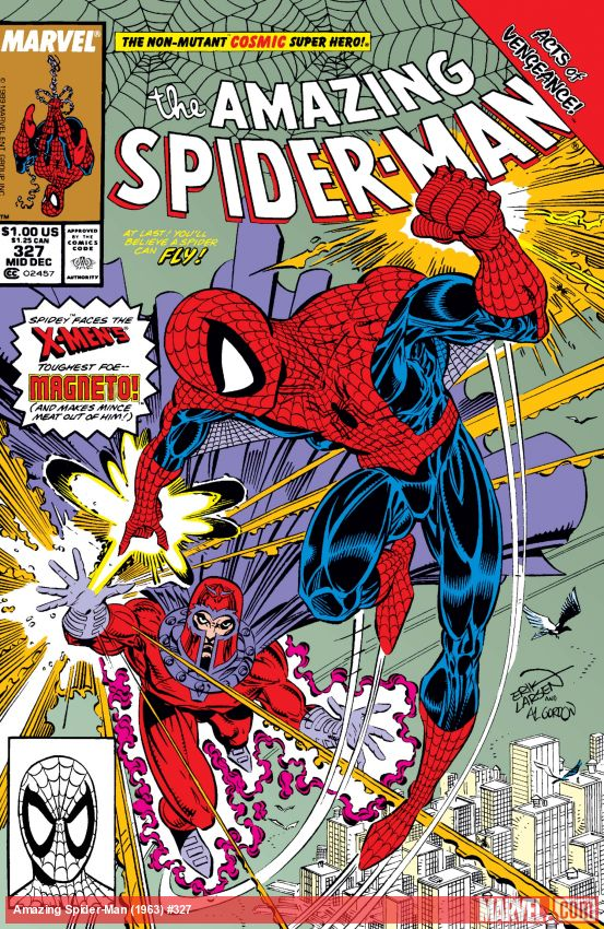 The Amazing Spider-Man (1963) #327
