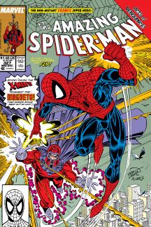 The Amazing Spider-Man #327
