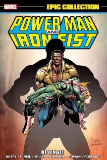 Power Man & Iron Fist Epic Collection: Revenge! (Trade Paperback)