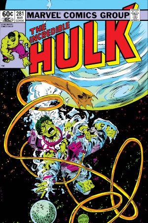 Incredible Hulk (1962) #281