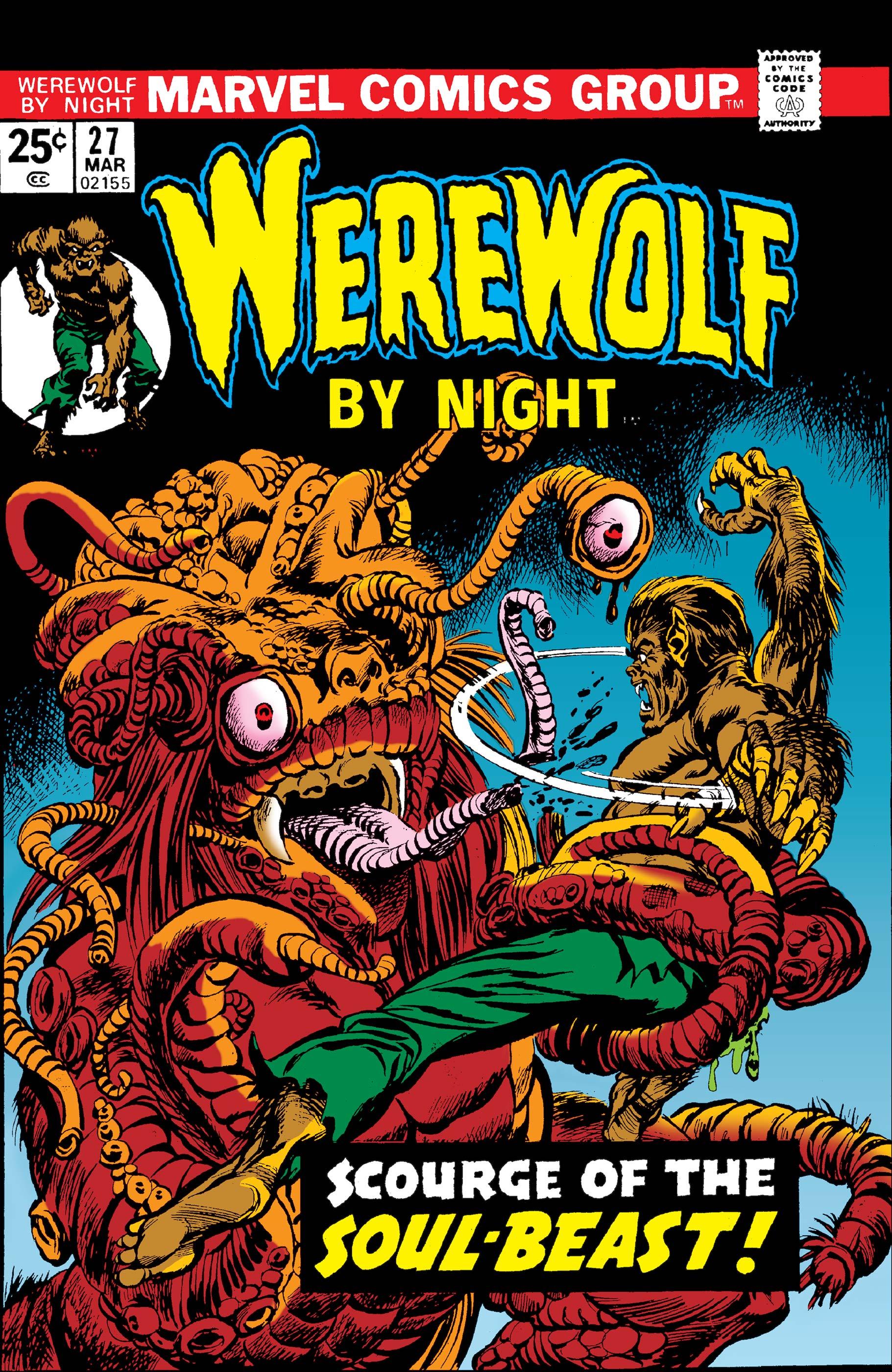 Werewolf By Night (1972) #27