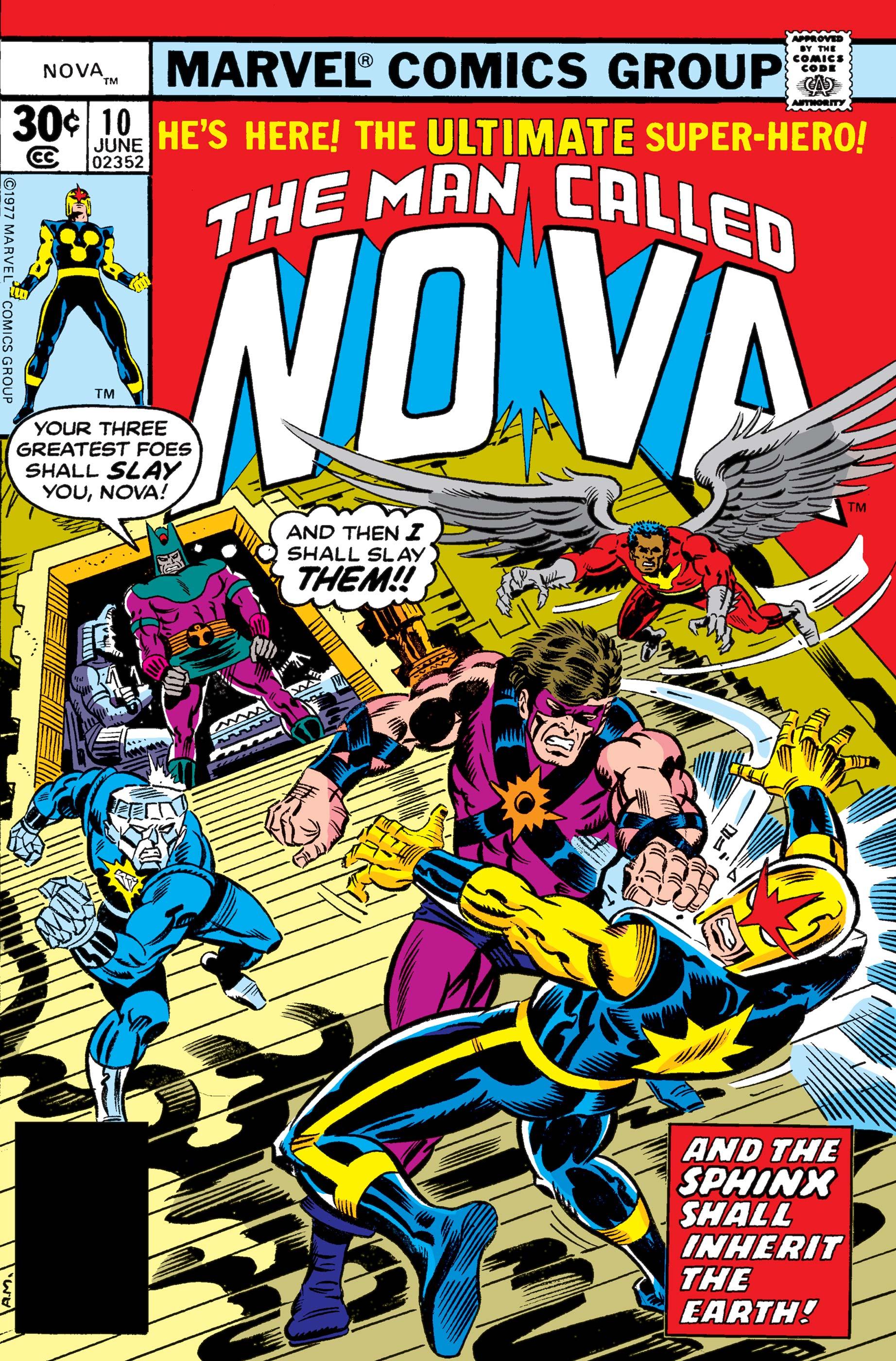 Nova (1976) #10