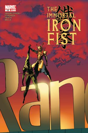 The Immortal Iron Fist #19