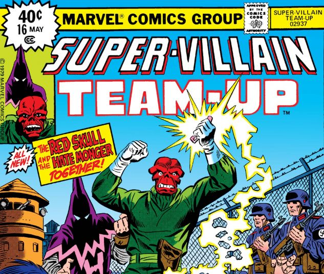 SUPER-VILLAIN TEAM-UP (1975) #16