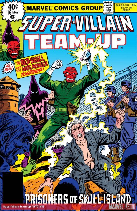 Super-Villain Team-Up (1975) #16