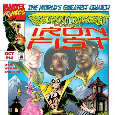 UNCANNY ORIGINS (1996) #14