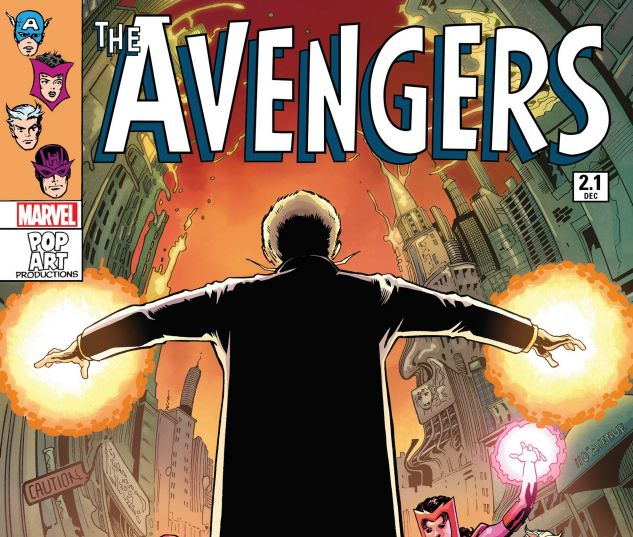 cover from All-New, All-Different Avengers (2015) #2.2