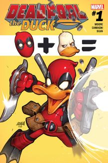 Deadpool the Duck #1