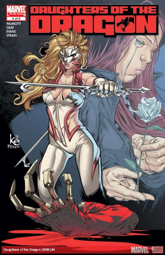 Daughters of the Dragon (2006) #4