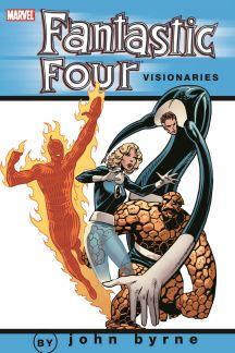 Fantastic Four Visionaries: John Byrne Vol. 3 (Trade Paperback)