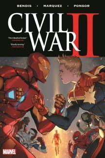 Civil War II (Hardcover)