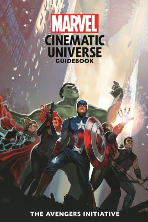 Marvel Cinematic Universe Guidebook: The Avengers Initiative (Hardcover)