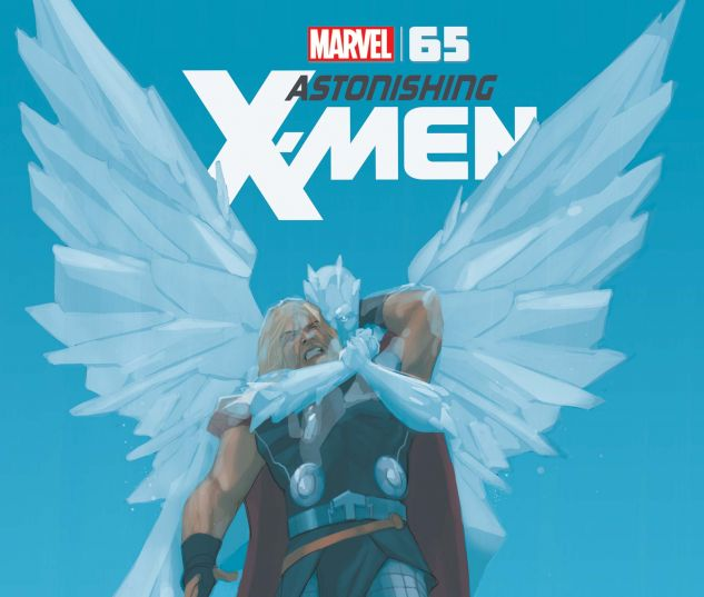 Astonishing X-Men (2004) #65