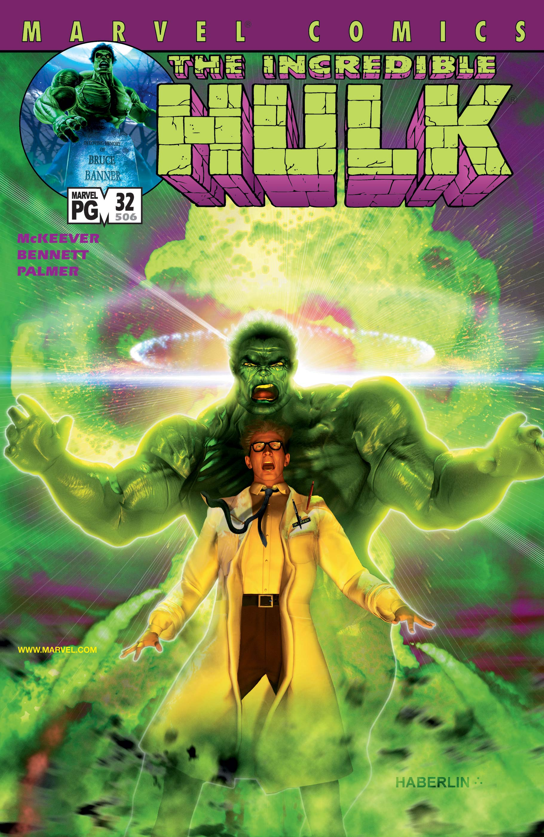 Incredible Hulk (1999) #32