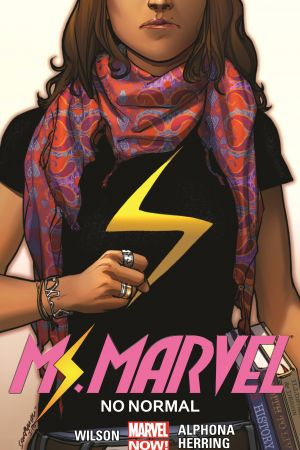 Ms. Marvel Vol. 1: No Normal (Trade Paperback)