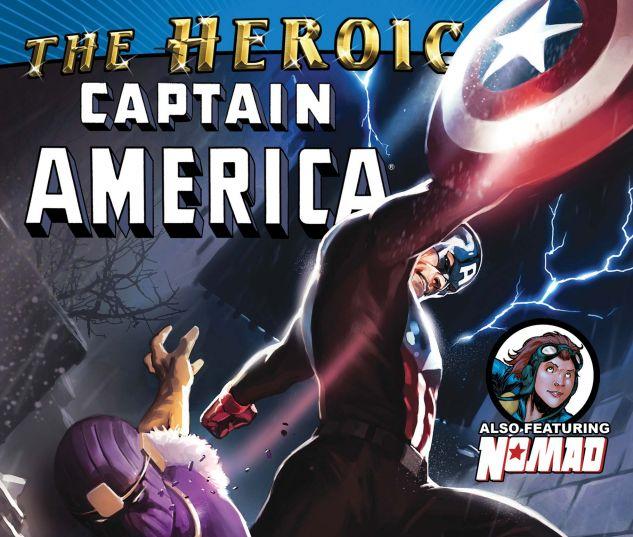 CAPTAIN AMERICA (2004) #610
