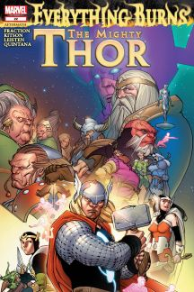 The Mighty Thor (2011) #22