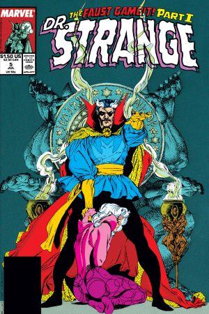Doctor Strange, Sorcerer Supreme (1988) #5