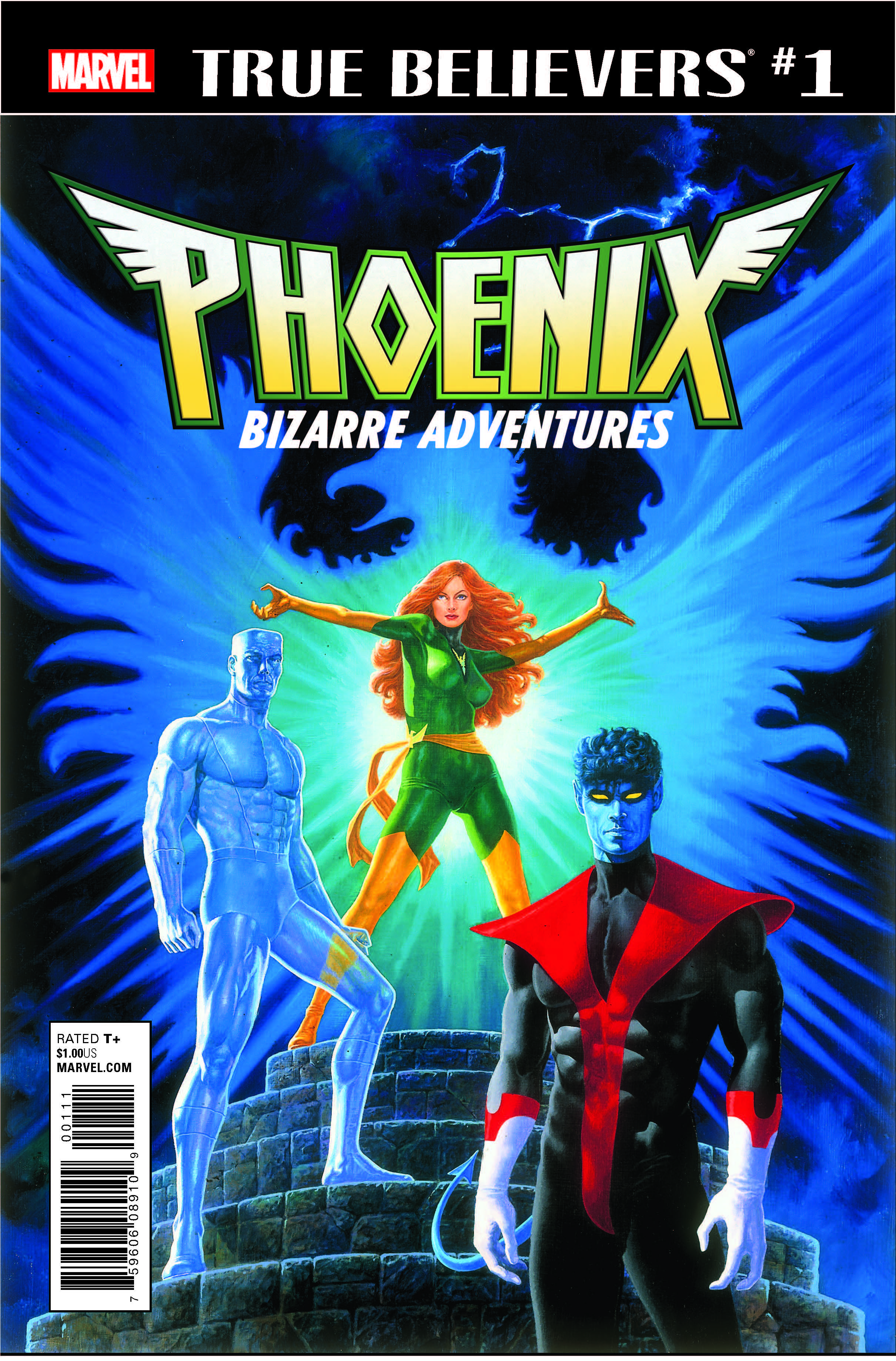 True Believers: Phoenix - Bizarre Adventures (2017) #1