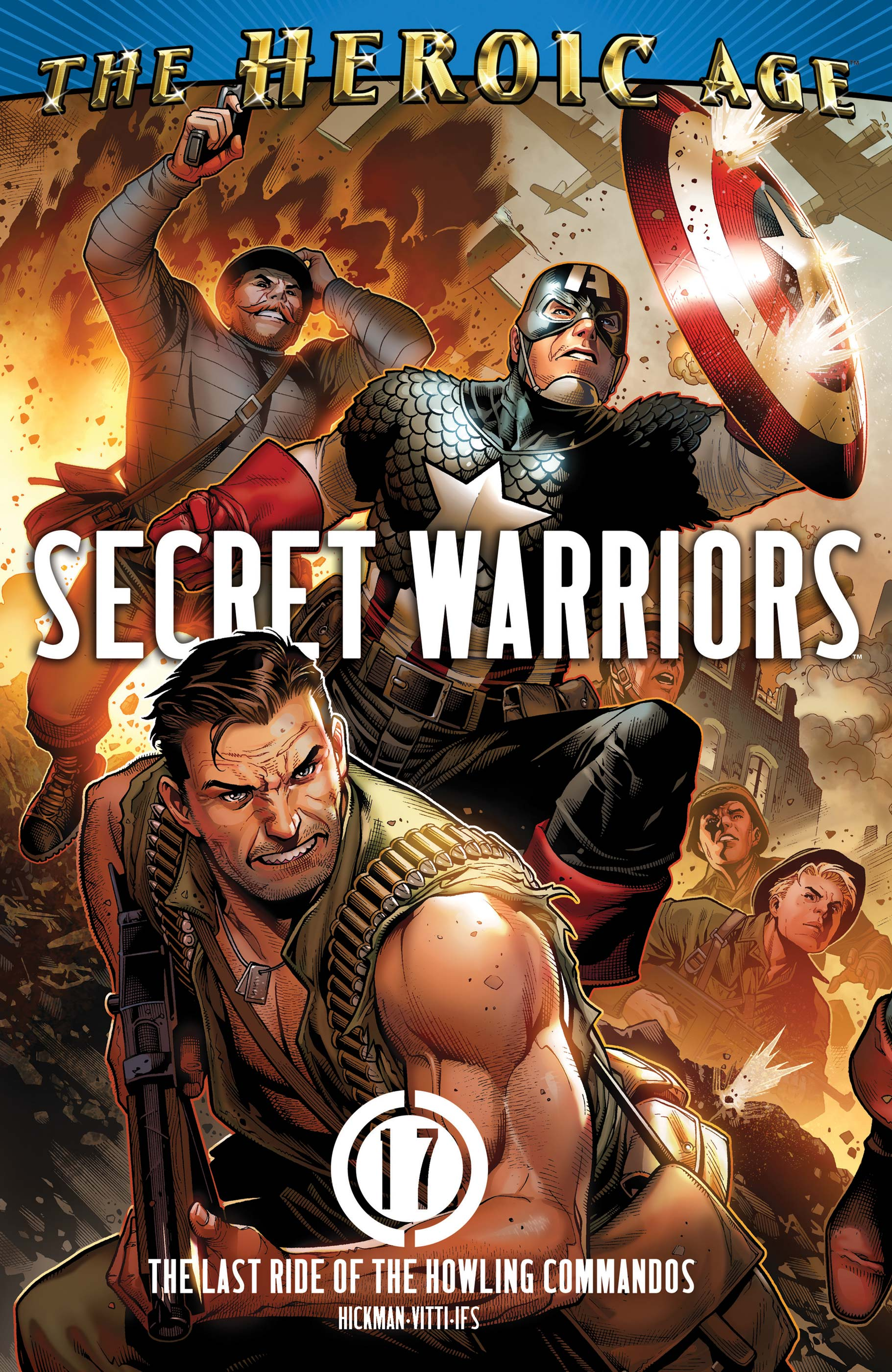Secret Warriors (2009) #17