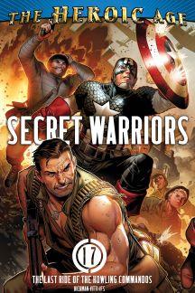 Secret Warriors (2008) #17