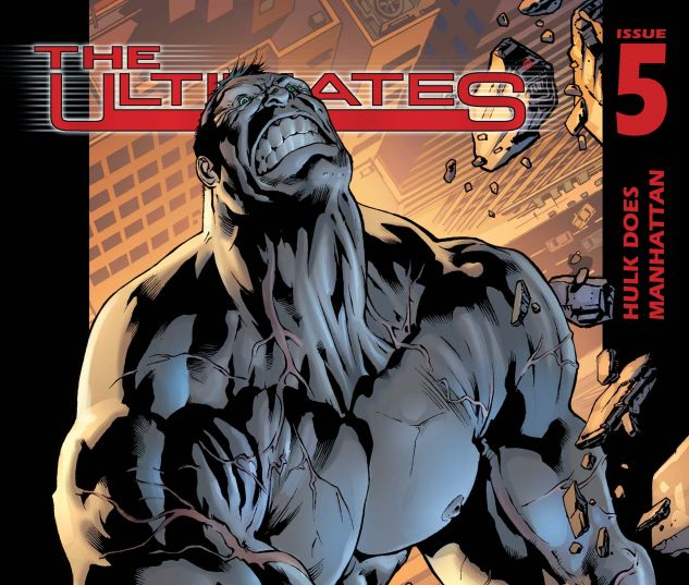 ULTIMATES (2002) #5