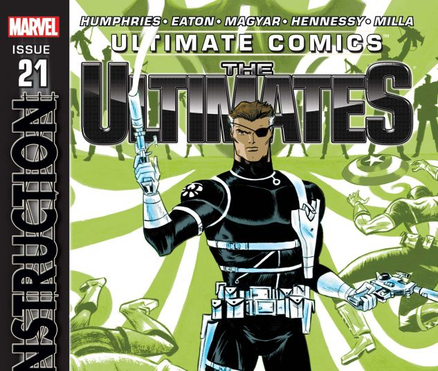 Ultimate Comics Ultimates (2011) #21