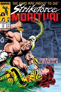 Strikeforce: Morituri (1986) #19