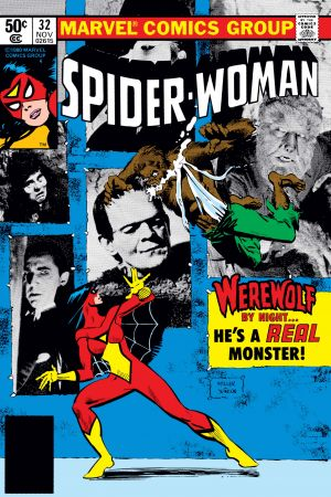 Spider-Woman #32
