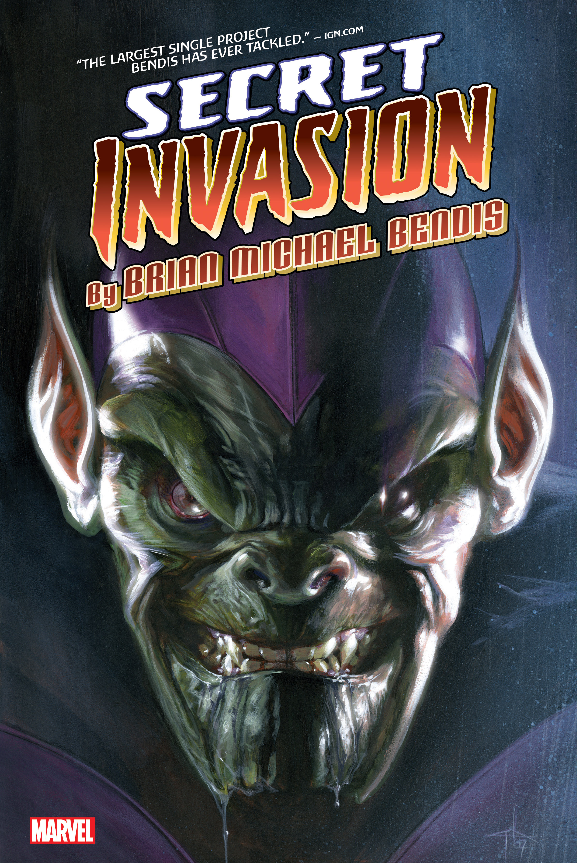 Secret Invasion By Brian Michael Bendis Omnibus (Hardcover)