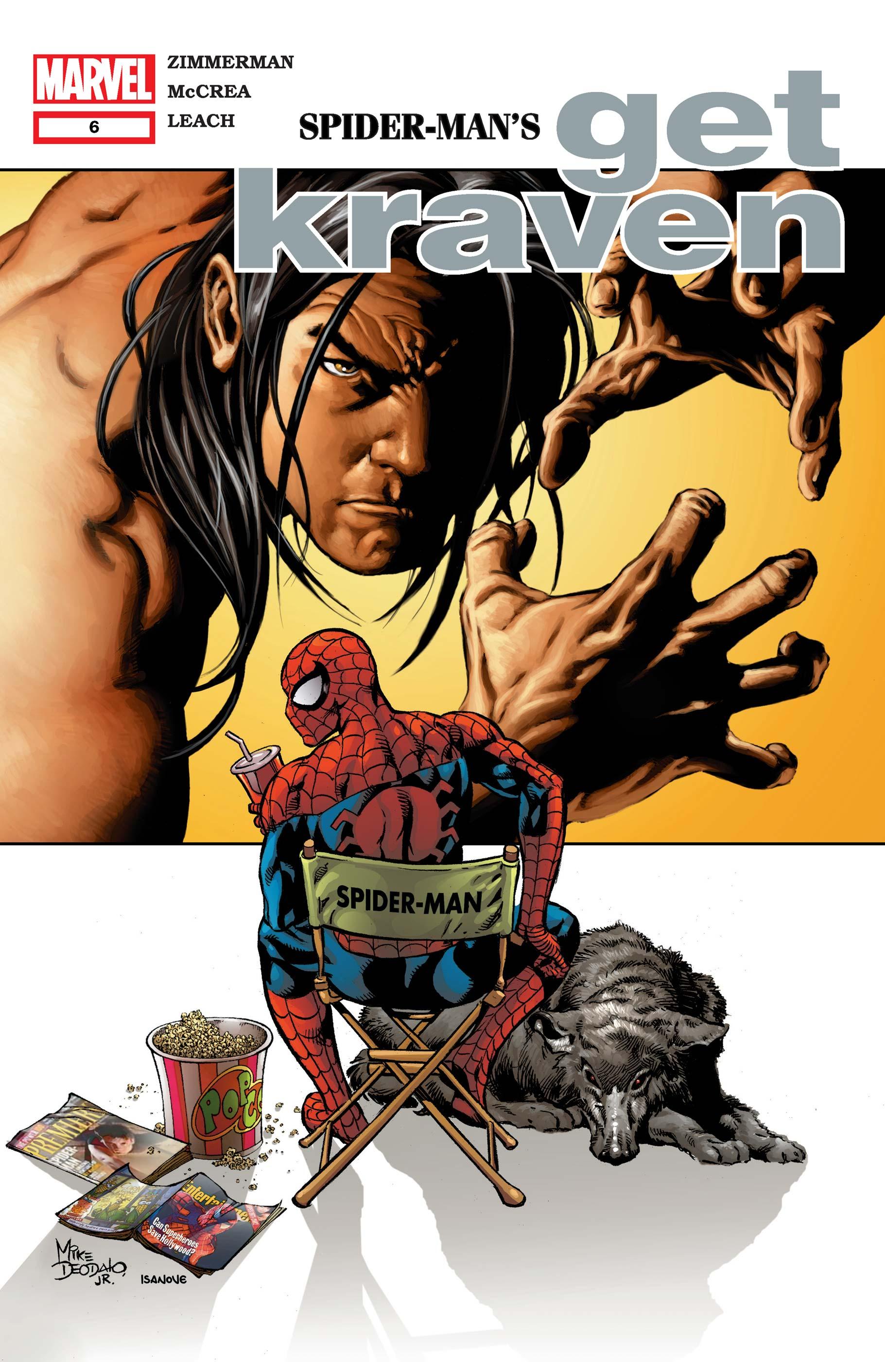Spider-Man: Get Kraven (2002) #6