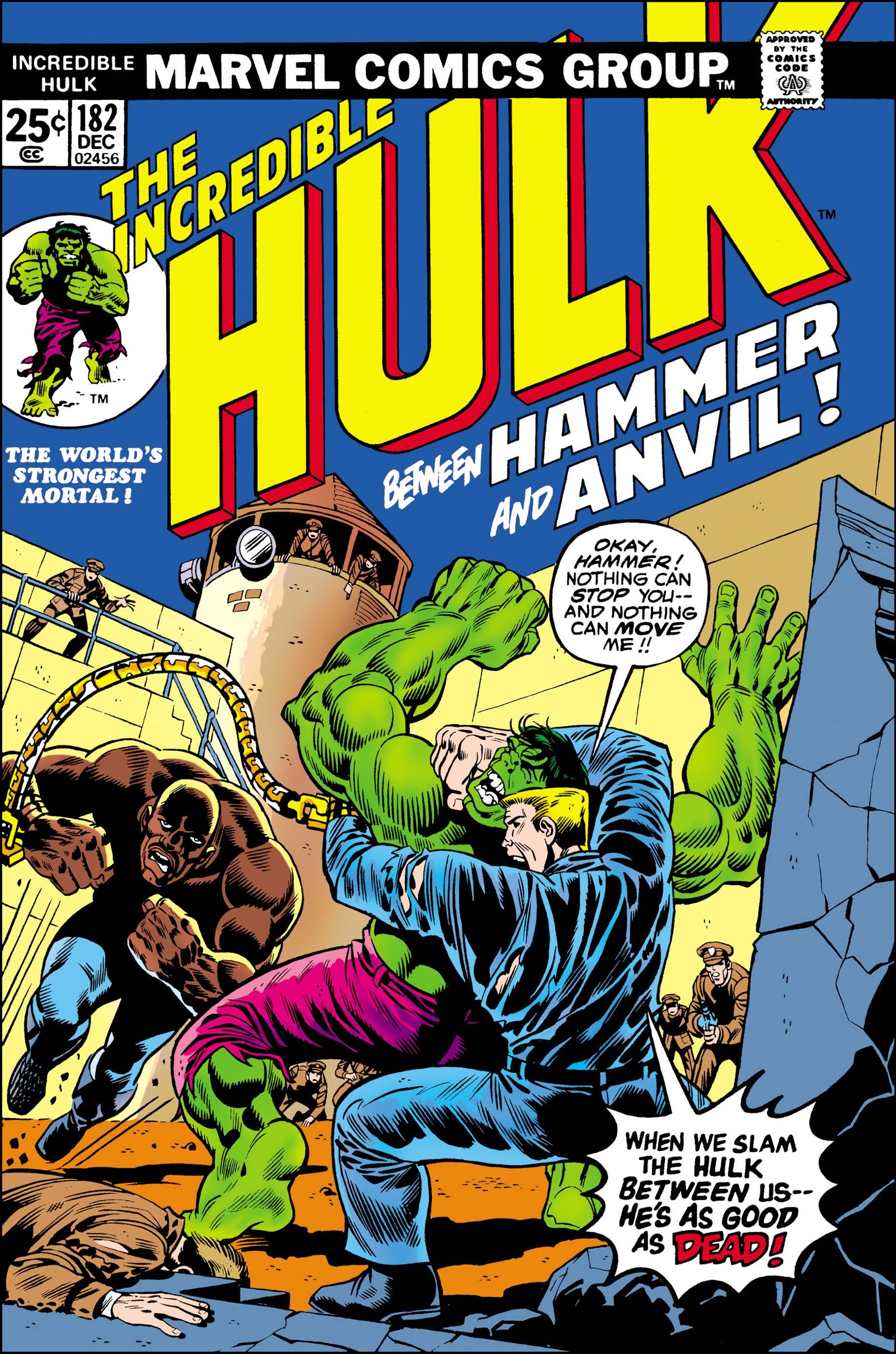 Incredible Hulk (1962) #182